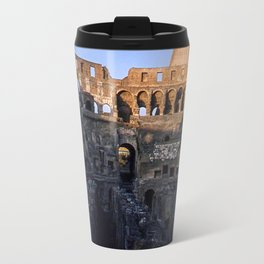 Vintage Color Photo * Roman Colosseum * Coliseum * Rome * Italy *Italian Travel Mug