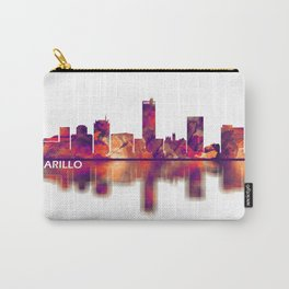 Amarillo Texas Skyline Carry-All Pouch