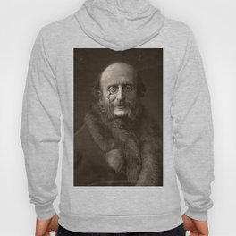 Portrait of Offenbach by Nadar Hoody