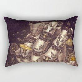 Disperse Rectangular Pillow