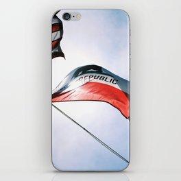 The Republic iPhone Skin