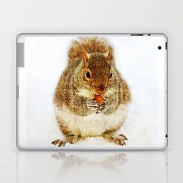Squirrel with an Acorn Laptop & iPad Skin