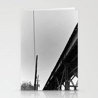 milwaukee Stationery Cards featuring Milwaukee & Leavitt by Ciara Shook