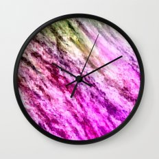 there is unrest in the forest... Wall Clock