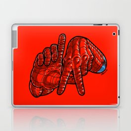 LA Wall Climber Laptop & iPad Skin