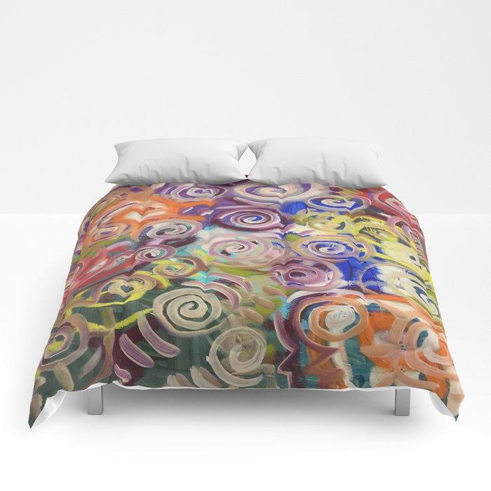 Pecson Tribal Comforters