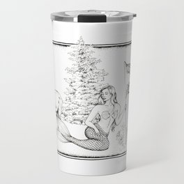 Colorado Mermaid Travel Mug