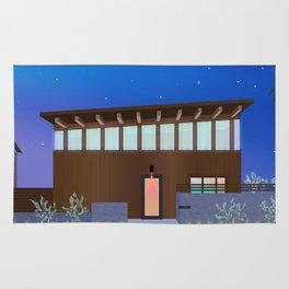 Modern House No. 8 Rug
