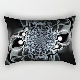 Abstract brooch Rectangular Pillow