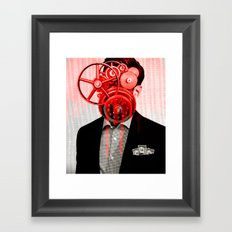 Machine Head R2 Framed Art Print