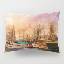 Any Port In A Storm Pillow Sham