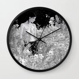 Night Lounge Wall Clock