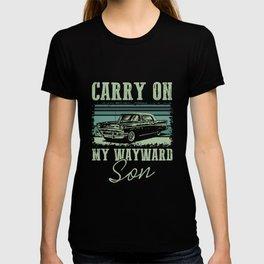 Carry on my Wayward Son T-shirt