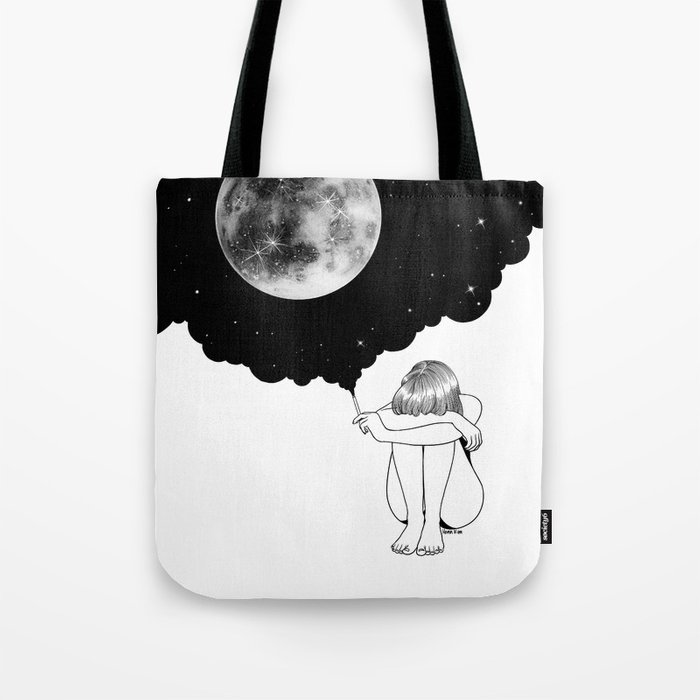 3 Minute Galaxy Tote Bag