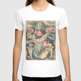 Old sign / Le Polichinelle Breton - Musée des Horreurs 51 T-shirt