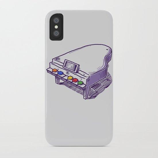 Classical Hero iPhone Case