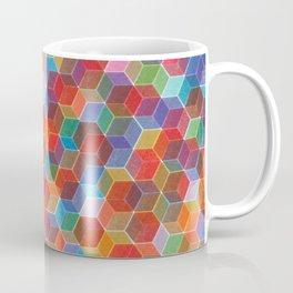Hexagons Coffee Mug
