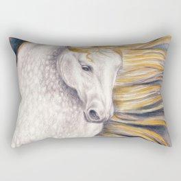 Pretty Palomino Rectangular Pillow