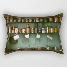 rations Rectangular Pillow