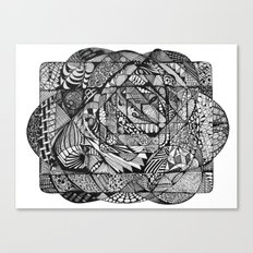 The Ten Thousand Things Canvas Print
