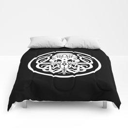 Cthulhu Symbol Comforters