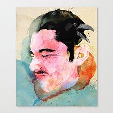 Graznido Canvas Print
