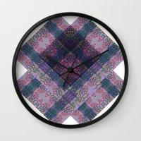 scandinavian Wall Clocks featuring Scandinavian orient by a.r.r.p.