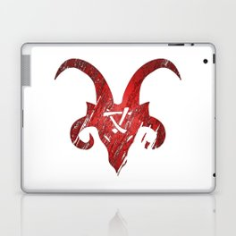 Red Horned Skaven Laptop & iPad Skin