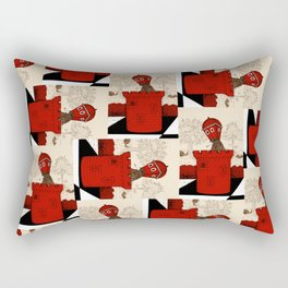The Rook Rectangular Pillow