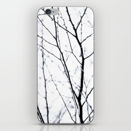 Winter Silhouettes 3 iPhone Skin