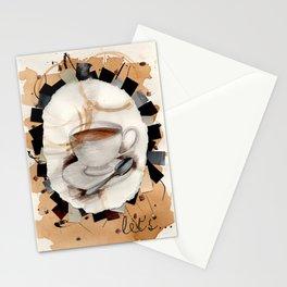 Hot: Tea Stationery Cards
