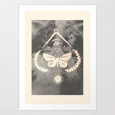 Anima Resurca Art Print