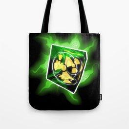 The Nuke Cube Tote Bag