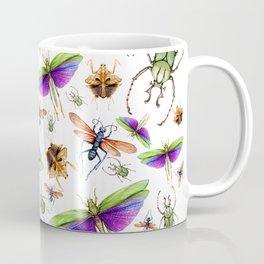 Bold and Beautiful Bugs Coffee Mug