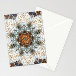Sagrada Familia - Mandala Arch 1 Stationery Cards