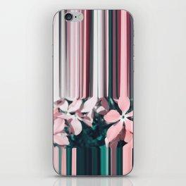 glitch iPhone Skin
