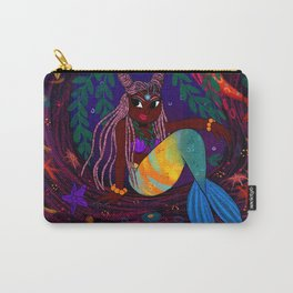 Tropical Mermadia Carry-All Pouch