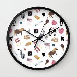 Parks & Recreation Wall Clock