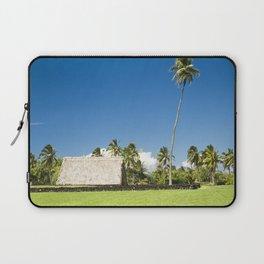 Kahanu Garden Hana Maui Hawaii Laptop Sleeve