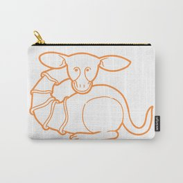 Medieval Cutie Carry-All Pouch