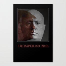 TRUMPOLINI 2016 Canvas Print