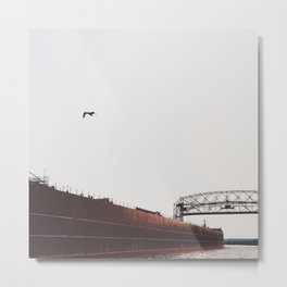 Queen of the Great Lakes Metal Print