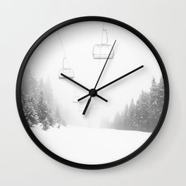 A place in the space vol. 02 Wall Clock