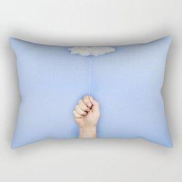 My cloud balloon Rectangular Pillow