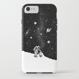 Cosmic Dust iPhone Case