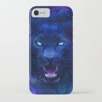 panther iPhone & iPod Cases featuring Panther by Michael White