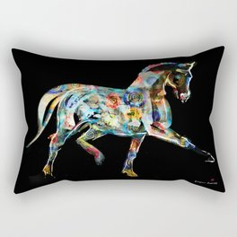 Horse (Cirque de soleil) Rectangular Pillow