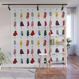 Caroline Gowns Wall Mural