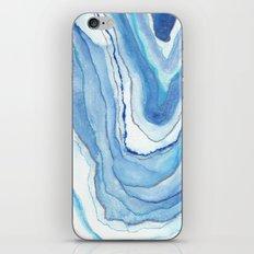 Agate Watercolor 12 iPhone & iPod Skin