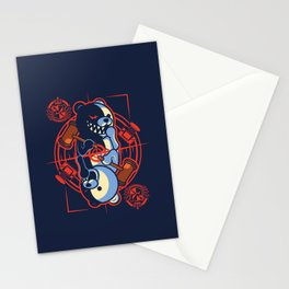 King of Despair Stationery Cards